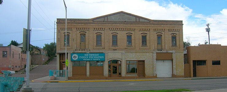 Southwest Indian Foundation in Gallup