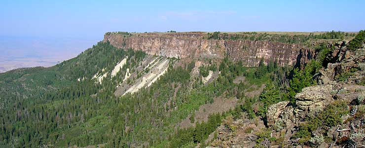 Lands End on Grand Mesa