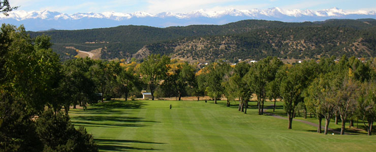 Trinidad Municipal Golf Course, Las Animas County, Colorado
