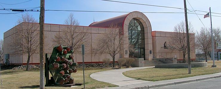The Grants Mining Museum