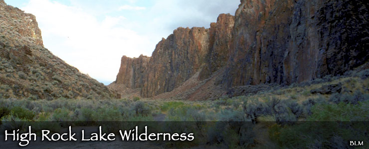 High Rock Lake Wilderness