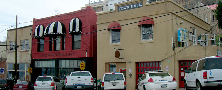 Jerome Town Hall
