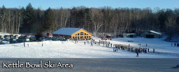 Kettle Bowl Ski Area