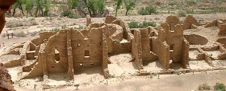 Kin Kletso, Chaco Culture National Historical Park