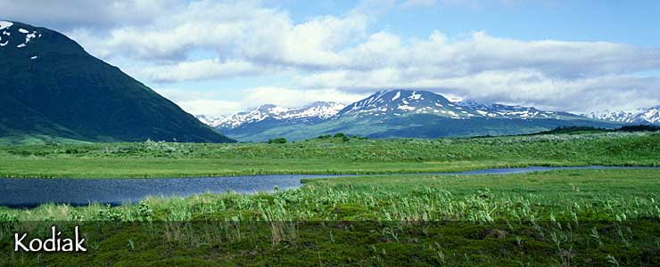 Kodiak National Wildllife Refuge
