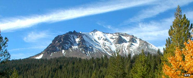 Lassen Peak, Lassen Volcanic National Park