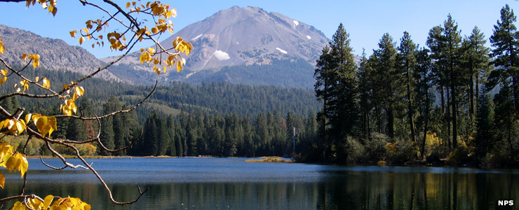 Manzanita Lake, Lassen Volcanic National Park
