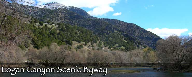 Logan Canyon Scenic Byway