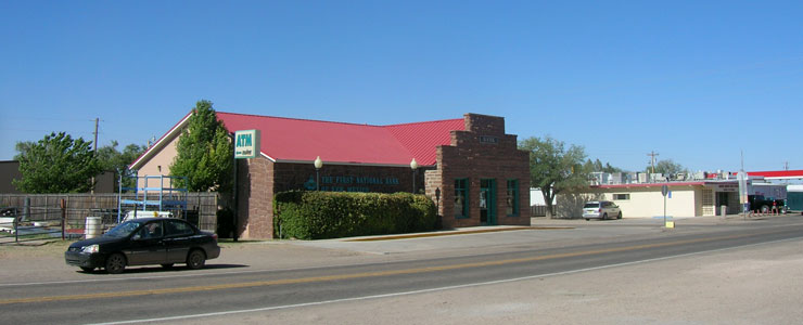 First National Bank in Logan