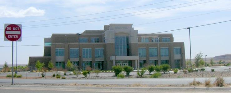 Valencia County Courthouse