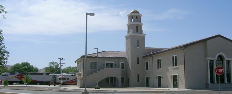 The Los Lunas Transportation Center