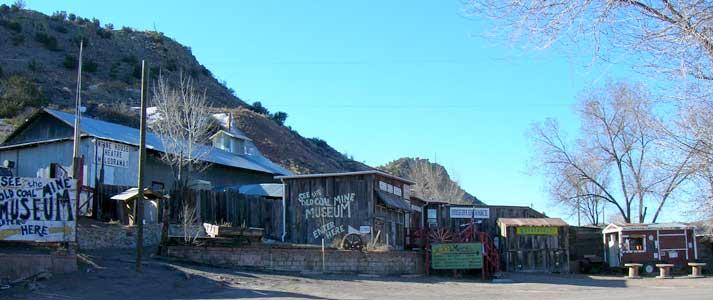 The Coal Mine Tavern in Madrid