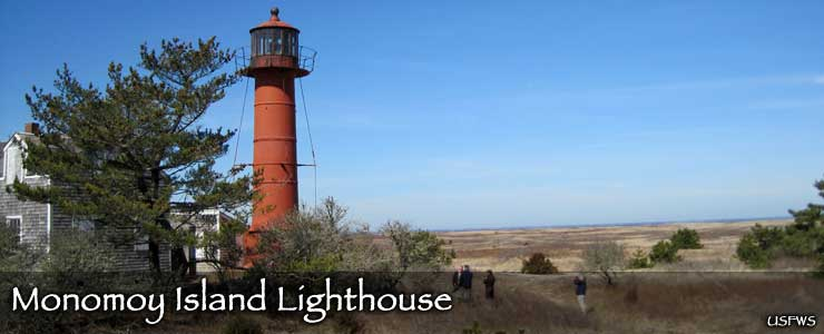 Monomoy Island Lighthouse