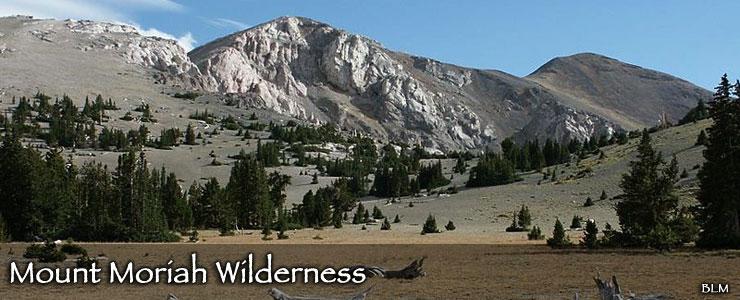 Mount Moriah Wilderness
