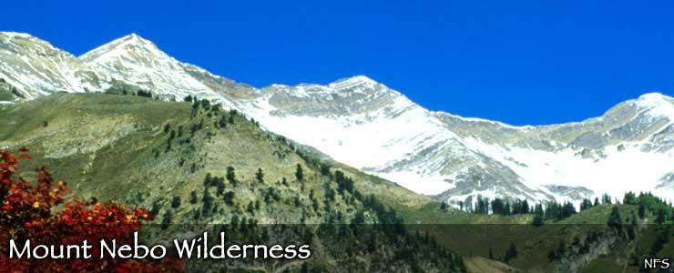 Mount Nebo Wilderness