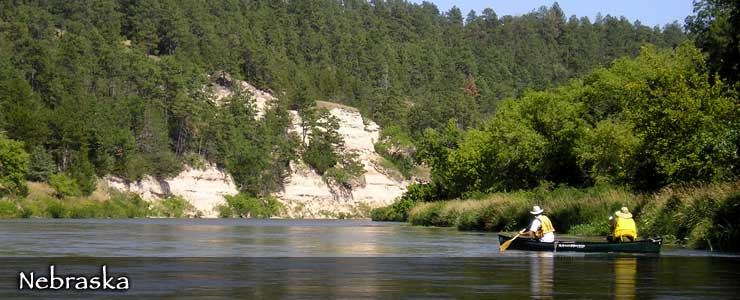 Niobrara National River, Nebraska