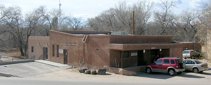 The pueblo police department