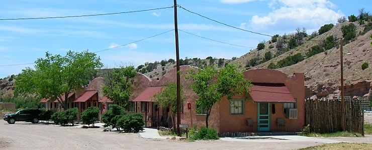 Ojo Caliente Mineral Springs Hotel