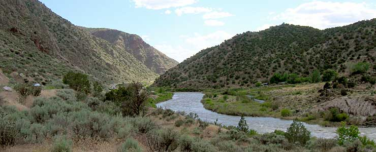 Orilla Verde National Recreation Area