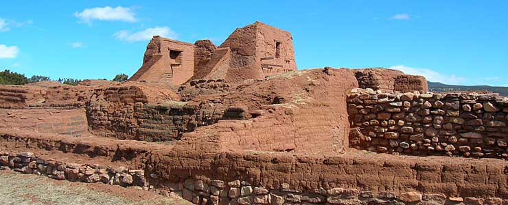 Pecos Mission, Pecos National Historic Park