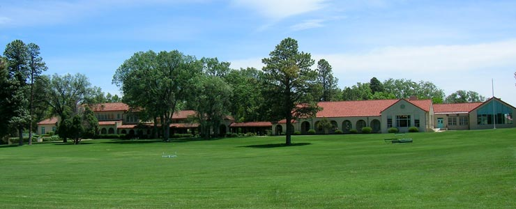 Philmont Scout Ranch Headquarters