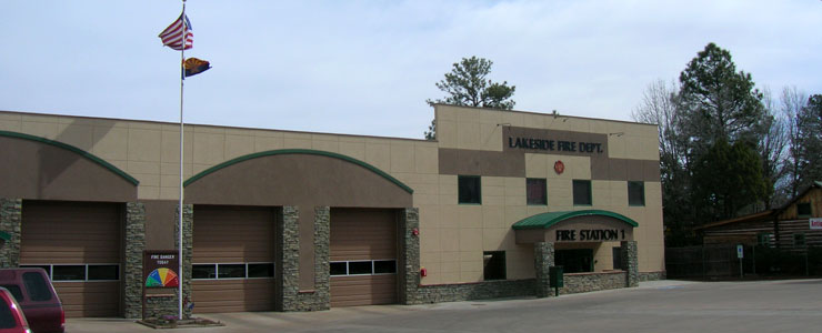 Lakeside Fire Station
