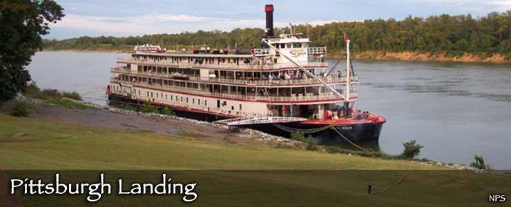 Pittsburgh Landing - Shiloh National Military Park
