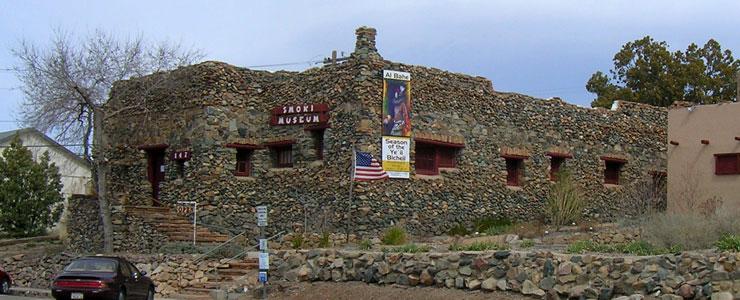 Smoki Museum in Prescott