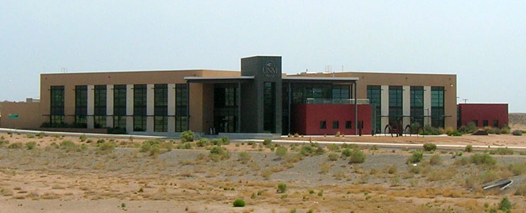 The Rio Rancho campus of the University of New Mexico