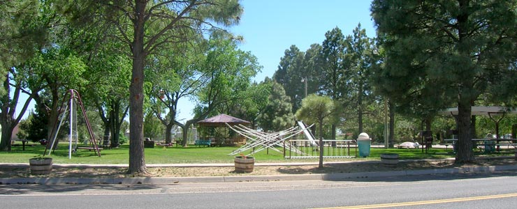 The Roy Town Park