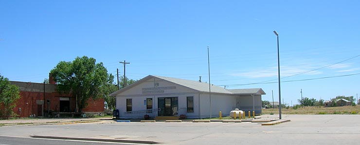 The Roy Post Office