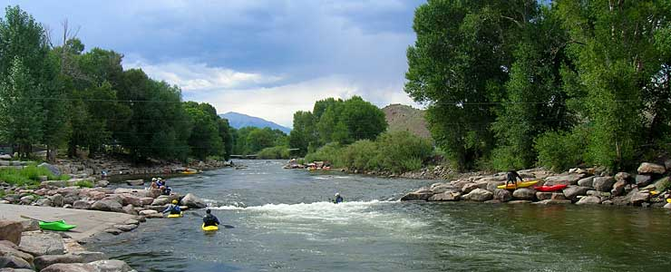 Arkansas River, Chaffee County, Colorado