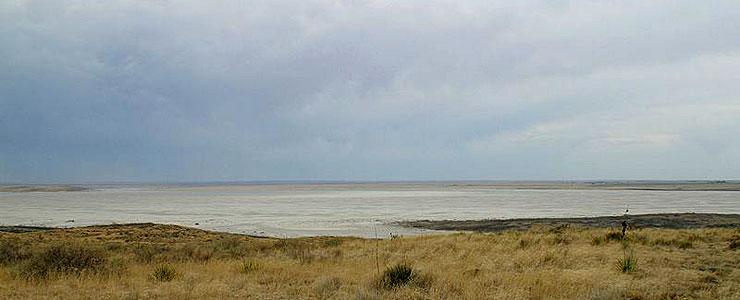 Salt Lake Playa, Grulla National Wildlife Refuge