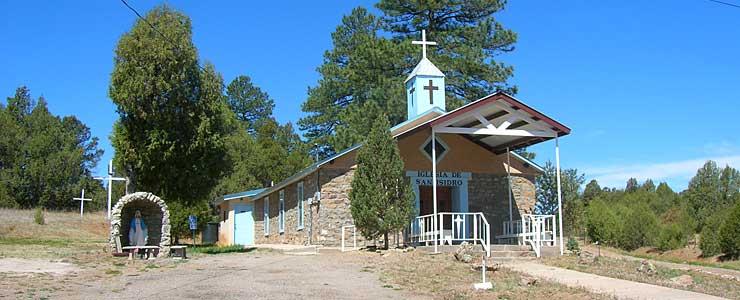 Iglesia de San Isidro, Salt Missions Trail