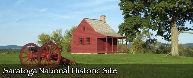 Saratoga National Historic Site