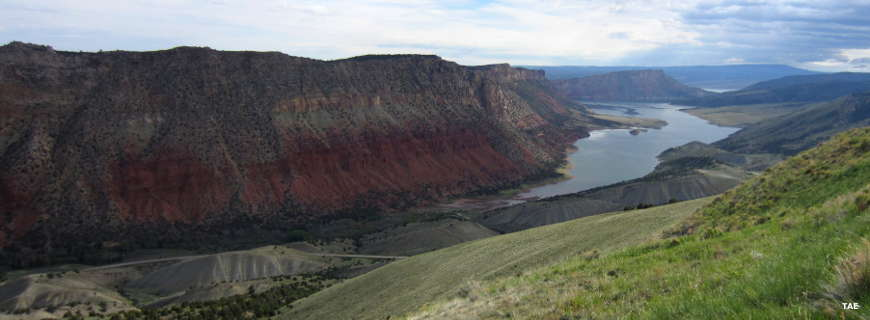 Sheep Creek Bay, Flaming Gorge National Recreation Area