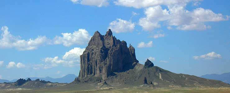 Shiprock, Navajo Nation