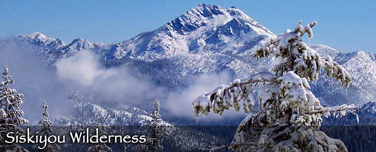 Mount Preston, Siskiyou Wilderness