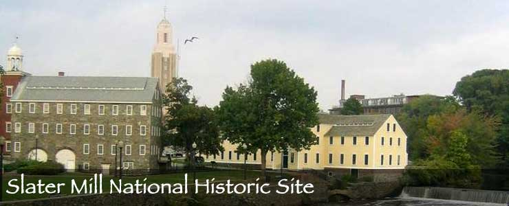 Slater Mill National Historic Site