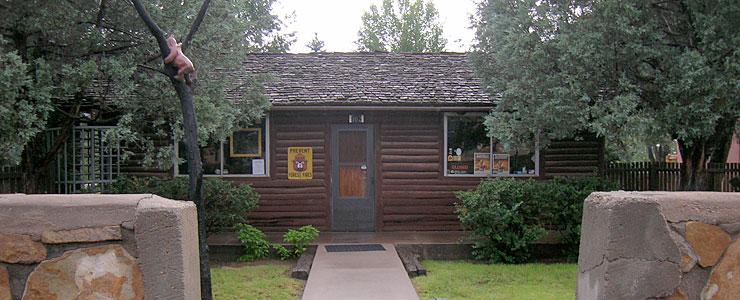 Smokey Bear State Historic Site