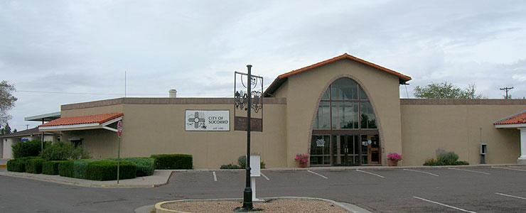 Socorro City Hall