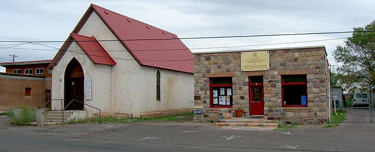 Socorro Heritage Museum and Visitors Center