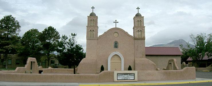 San Miguel de Socorro Mission