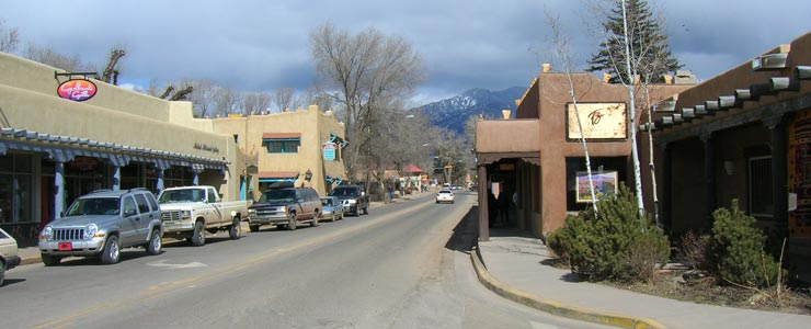 Taos New Mexico New Mexico Towns And Places