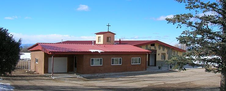 The Truchas Elementary School