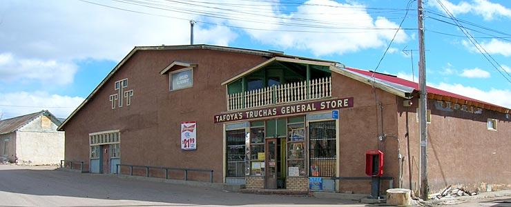Tafoya General Store in Truchas