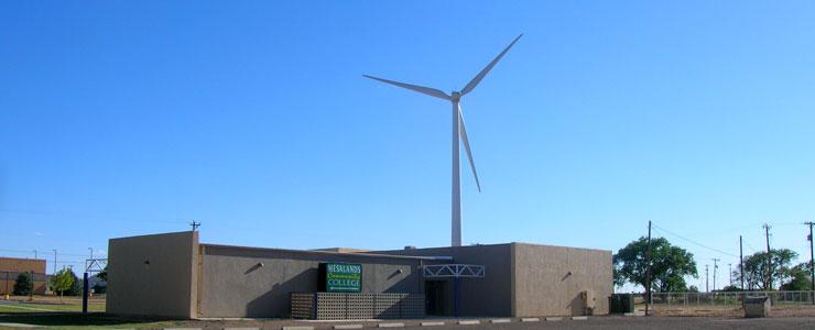 Mesalands Community College in Tucumcari