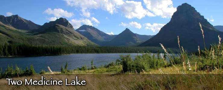 Two Medicine Lake