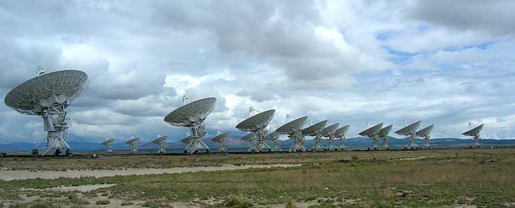 The Very Large Array, Plains of San Augustin