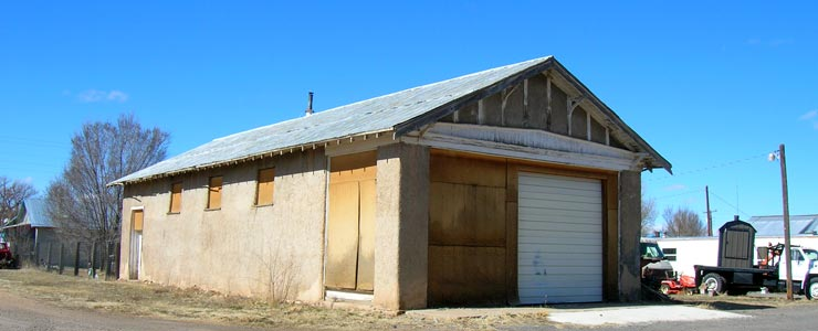Another old warehouse in downtown Watrous